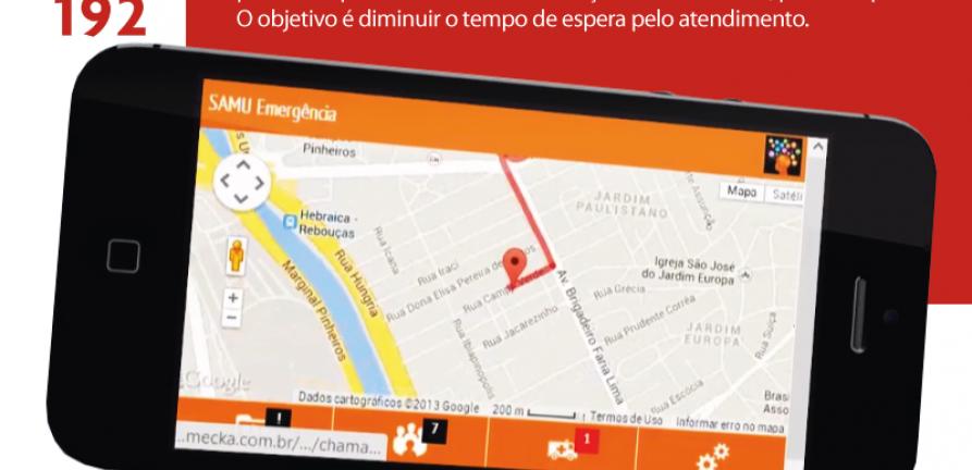 Conheça o novo app do Samu para facilitar os atendimentos de urgência