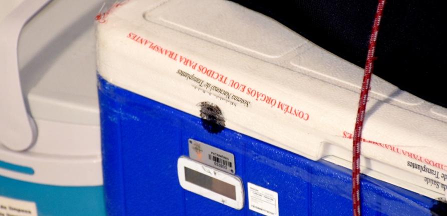 Coleta de órgãos é realizada com sucesso no HNSC