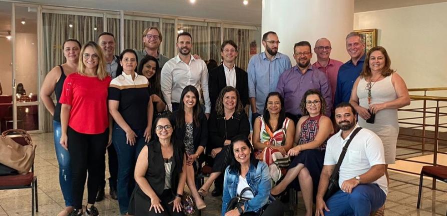 HNSC participa de curso inédito em Minas Gerais sobre Comunicação em Situações Críticas