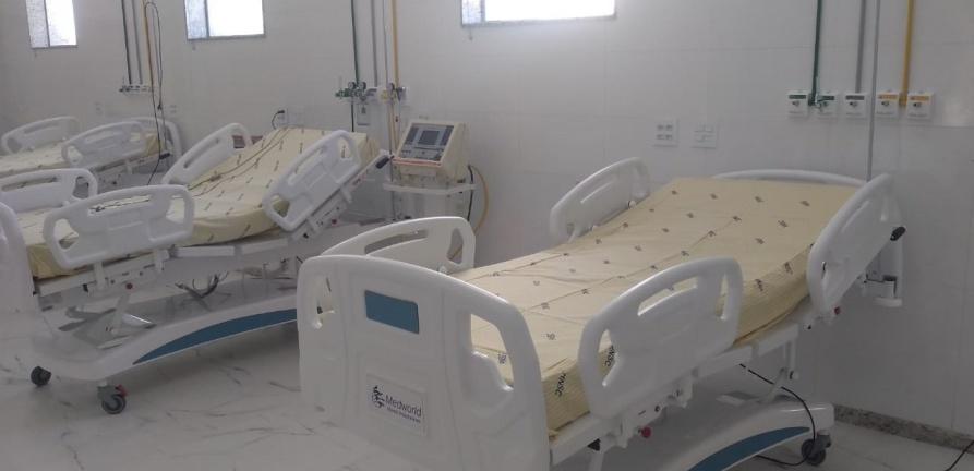 HNSC reduz número de leitos exclusivos a pacientes com covid
