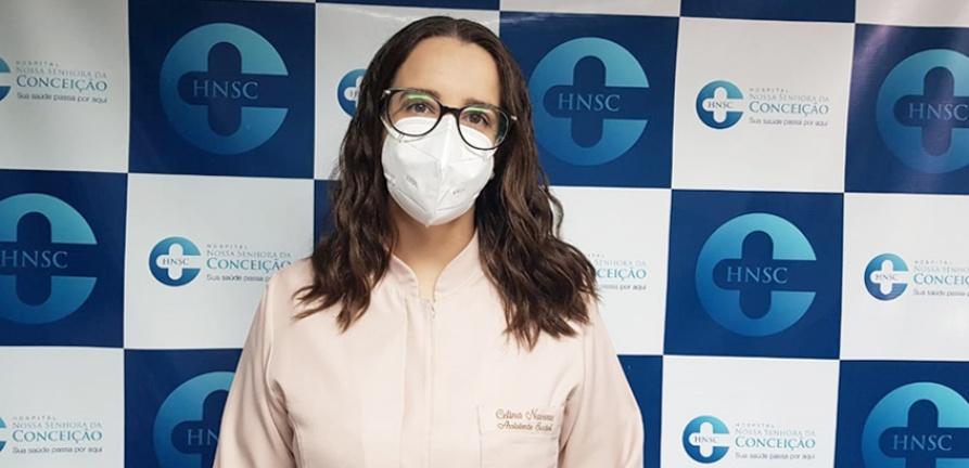Videochamada busca aproximar pacientes internados com covid e seus familiares